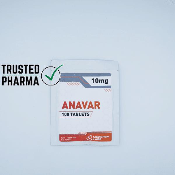 Anavar 10mg for sale